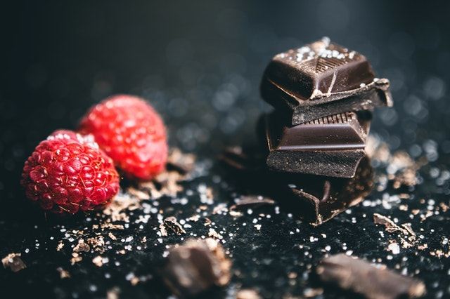 czekolada w wkuchni